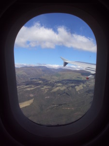 Flying into QuitoDSC06256