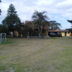 Quito Airport Suites grounds