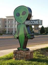 Roswell Welcome