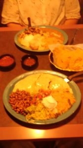 awesome huge lunch
