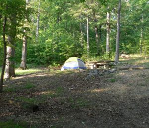 Land Between The Lakes Campground