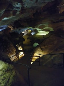 Cave of the Winds walkway
