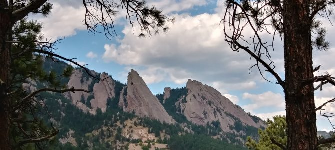 The National Center for Atmospheric Research (NCAR) and the Flatirons